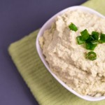 Raw Cashew Hummus