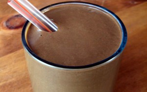 Chocoate Pudding Smoothie FTR