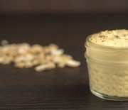 Black Pepper Cashew Cheese