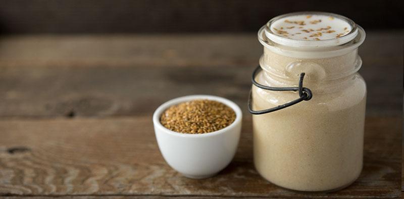 Flax seed Milk