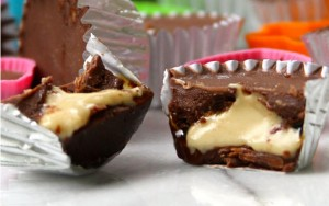 Raw Food Caramel Butter Cups