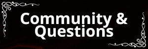 Community And Questions