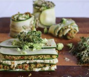 Raw Vegan Lasagna With Cashew Cheese