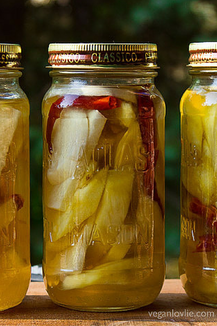 Pineapple Mango Spicy Pickles
