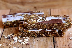 Nuts and Seeds Granola Bars