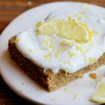 Coconut Cream Lemon Bars