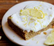 Coconut Cream Lemon Bars