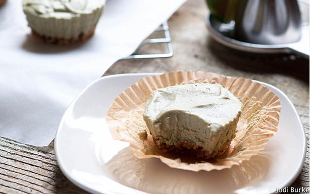 Superfood Lime Cheesecake