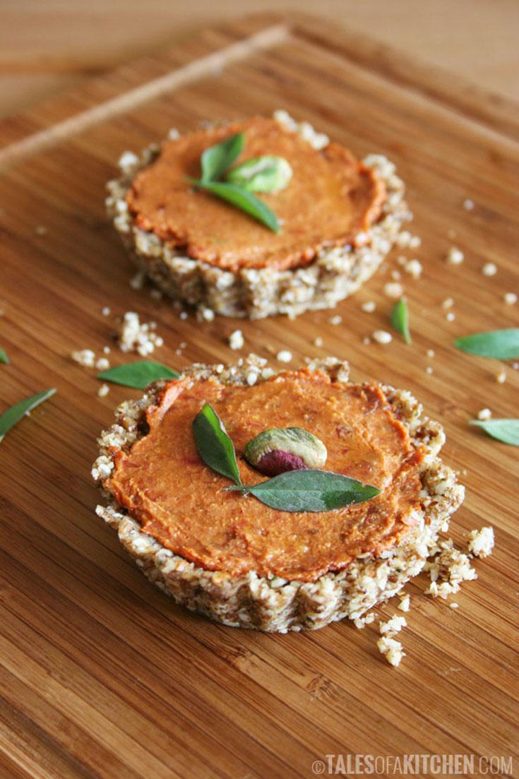 Tomato Mini tarts