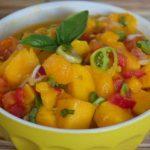 Delicious Mango Salsa