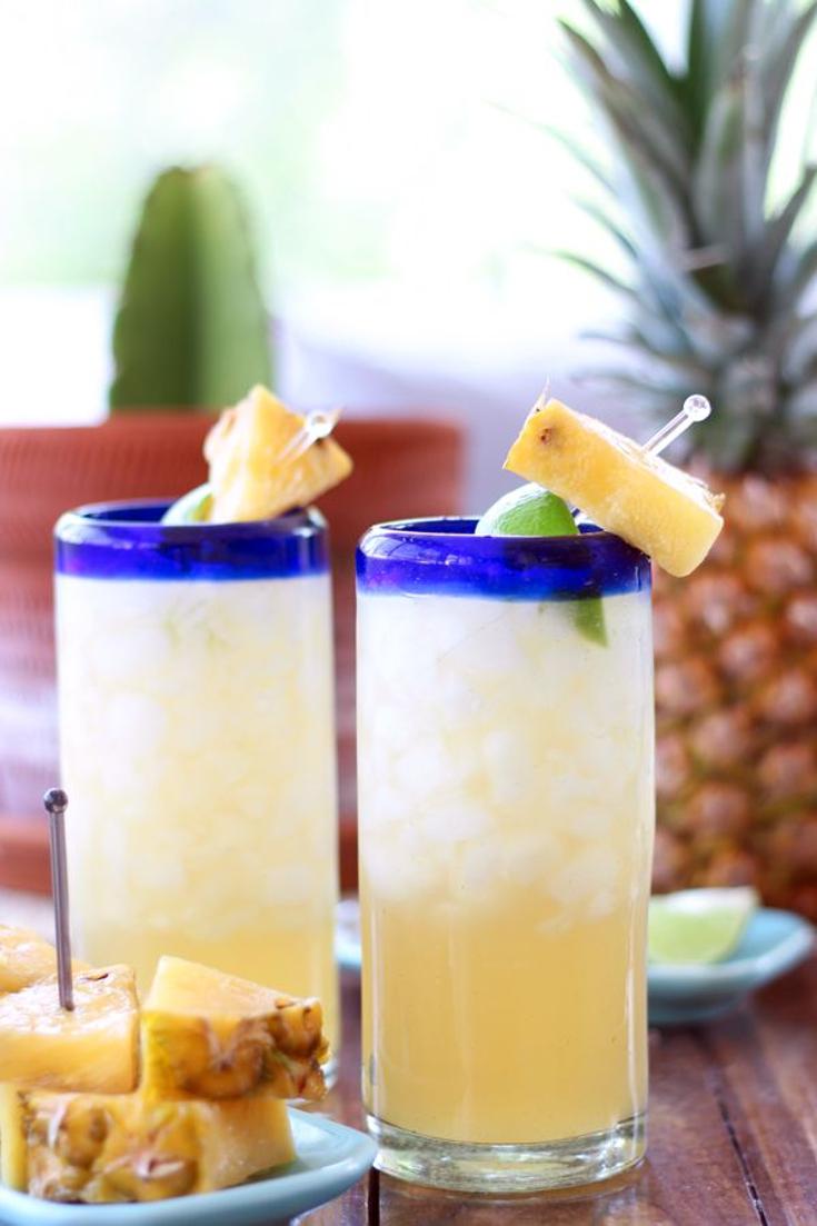 Fermented Pineapple Tepache