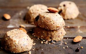 chocolate almond cookies recipe ftr