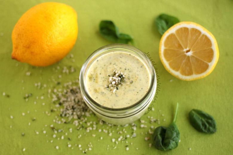 hemp-lemon-salad-dressing