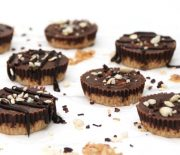 Guilt Free Peanut Butter Cups