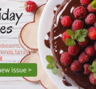 New Holiday Recipes & Comfort Food Issue