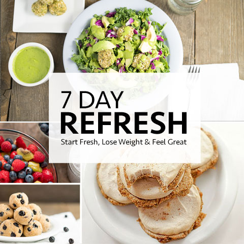 7 Day Raw Vegan Refresh