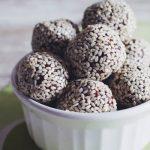 Chocolate Truffle Date Balls - Nut Free!