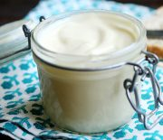 Grapeseed Oil Mayonnaise
