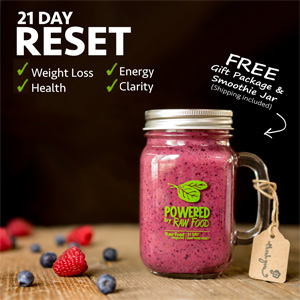 21 Day Raw Food Reset