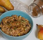 Spiced Pear Oatmeal (Sans Oats)