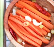 Pickled Thai Carrots