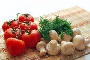 mushrooms nutrition FB