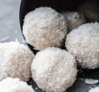 White Chocolate Coconut Truffles
