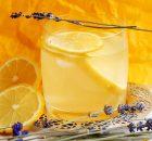 Agave/Maple Lemonade