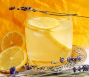 Agave/Maple Lemonade
