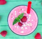 Orange Raspberry Smoothie