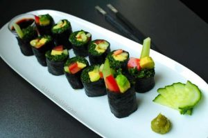 Raw Vegan Sushi