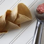 Raw Vegan Ice Cream Cones