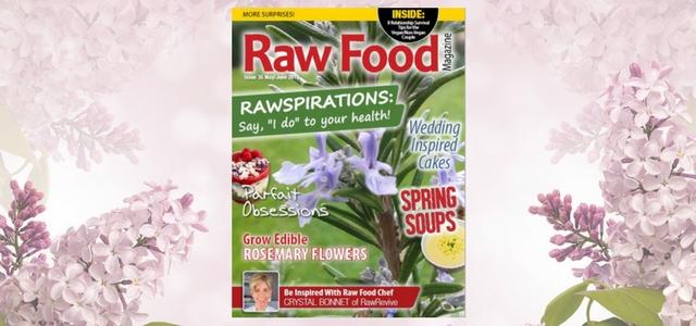 New Issue! Rawspirations