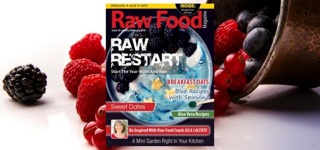 New Issue! A Raw Restart
