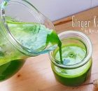Ginger Kale Juice