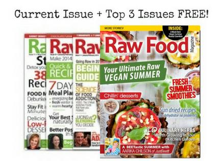 Your Ultimate Raw Vegan Summer