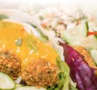 The Best Raw Vegan Falafel Balls
