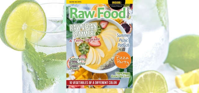 Raw Vegan Summer: A Tasty Upgrade