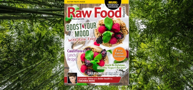 Boost Your Mood With Raw Food