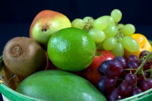 fresh fruits are good for the health