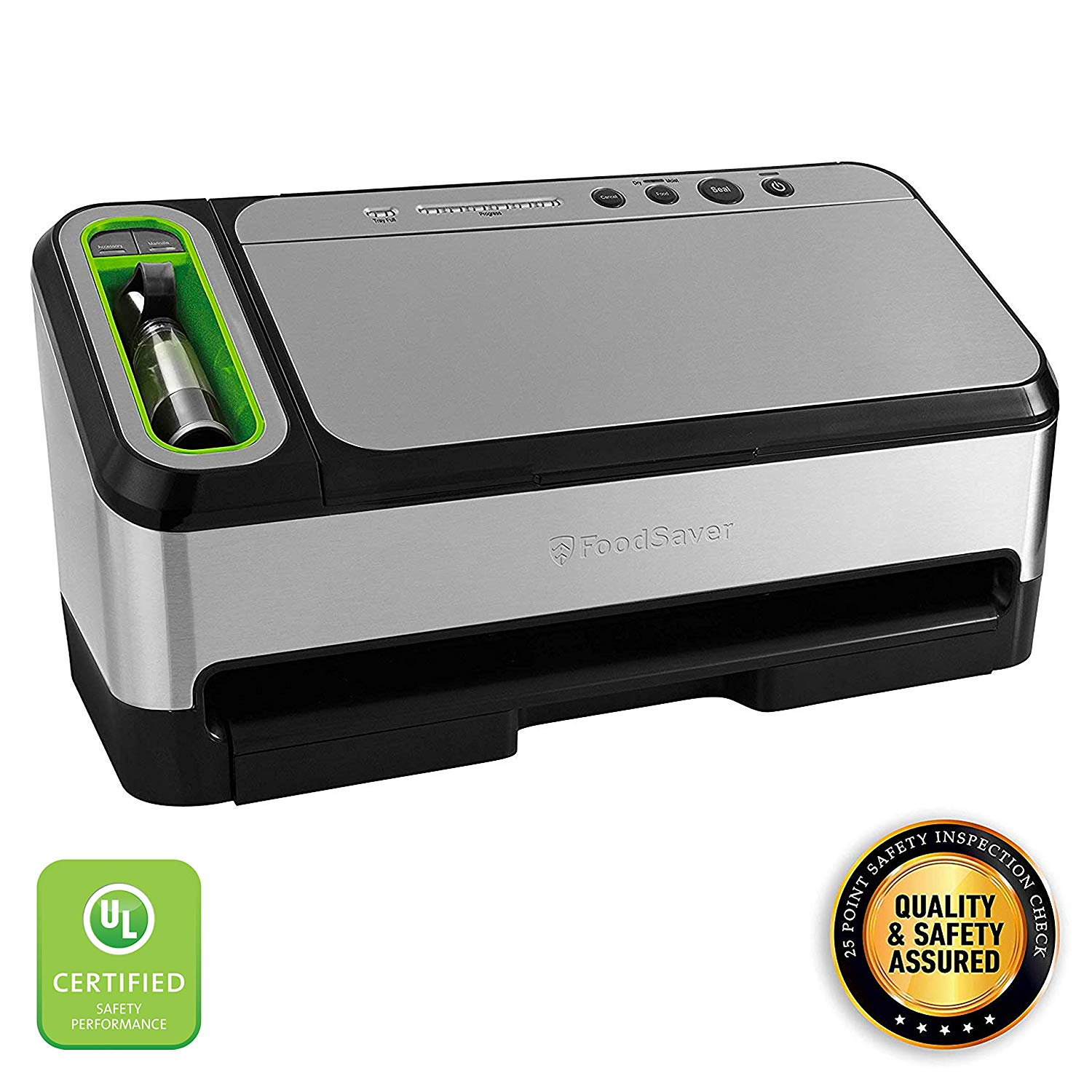 FoodSaver V4840 best vacuum sealer