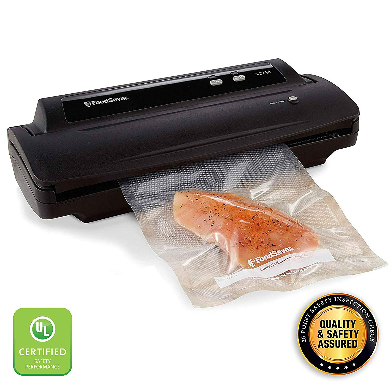 FoodSaver best vacuum sealer