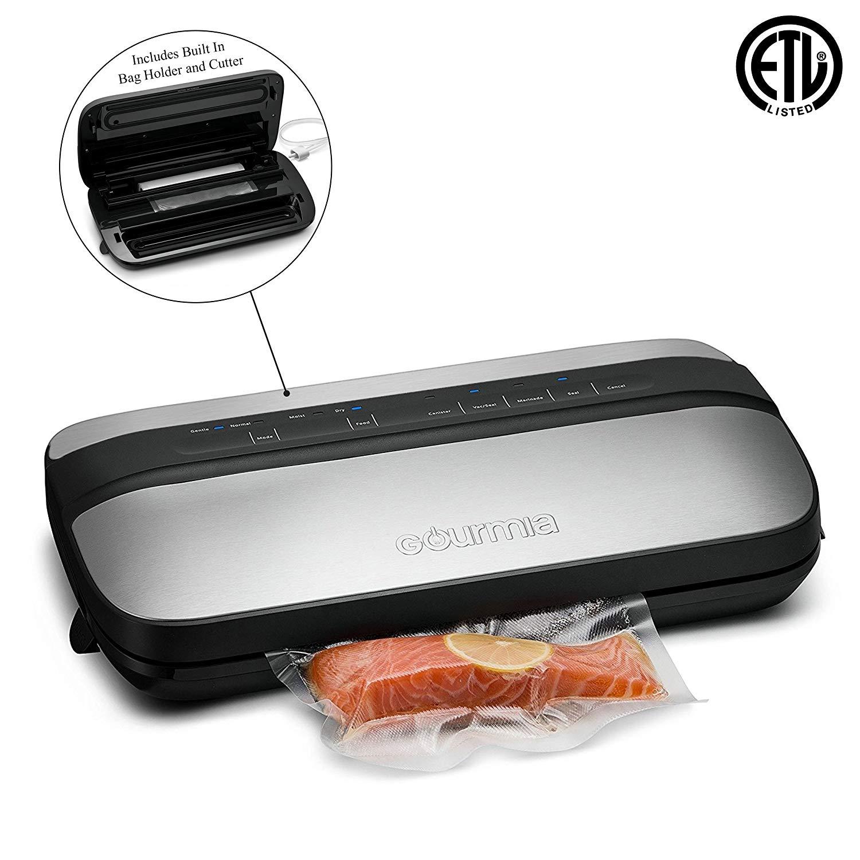 Gourmia GVS455 best vacuum sealer